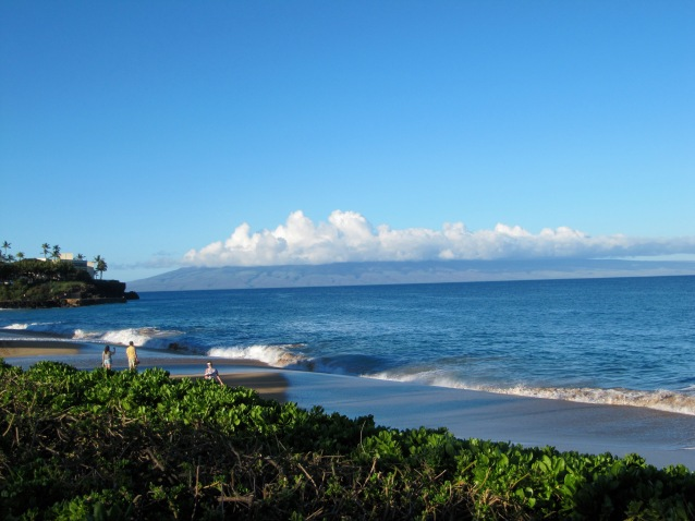 Kaanapali Beach Morning 3