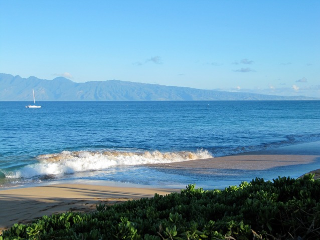Kaanapali Beach Morning 4