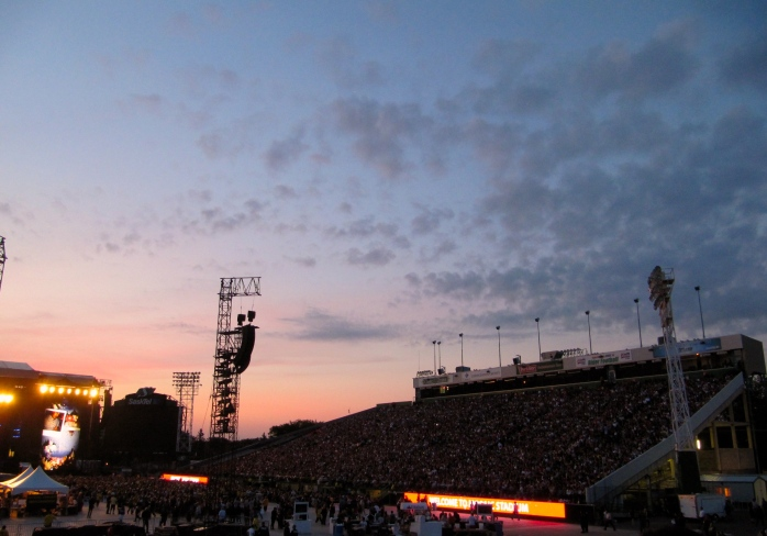 Eastside - Mosaic Stadium - Paul McCartney