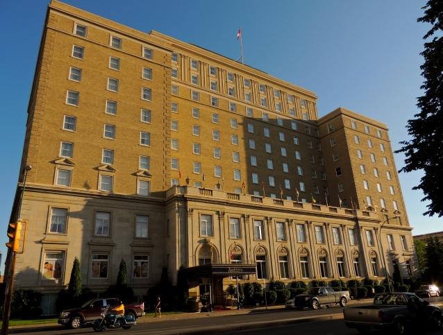 Hotel Saskatchewan in Regina