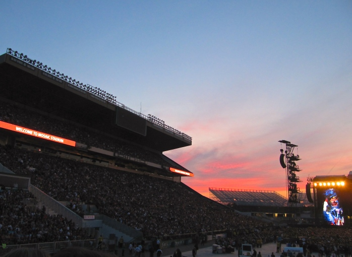 westside - Mosaic Stadium - Paul McCartney