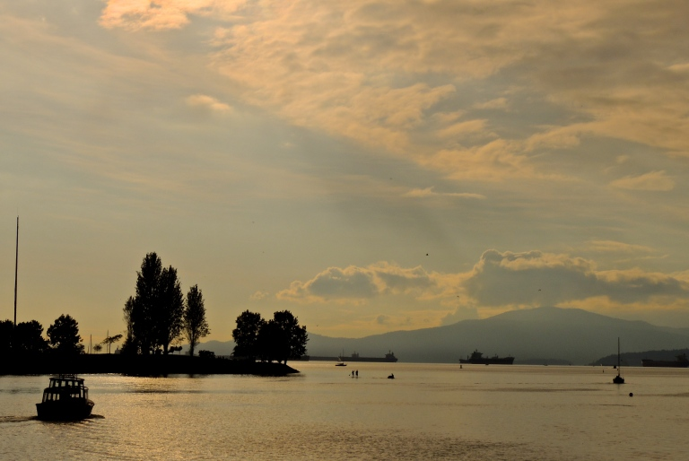 summer solstice Engish Bay 2
