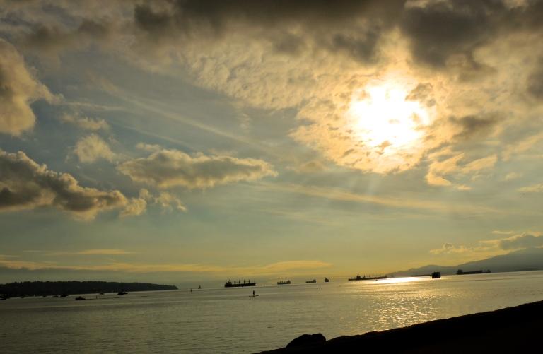 Summer Solstice English Bay 1