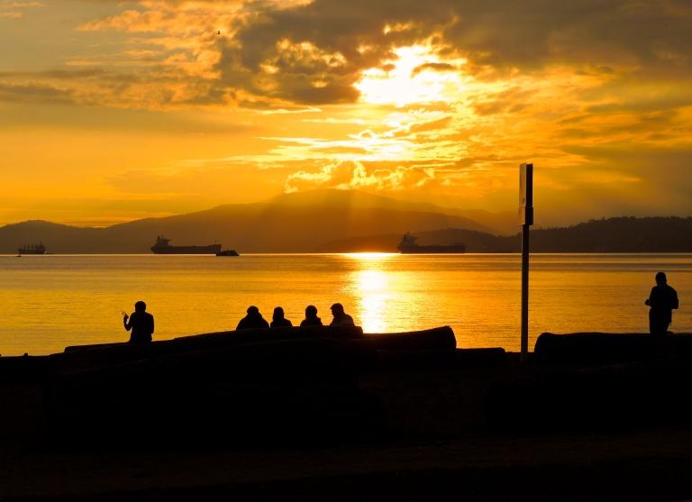 Summer Solstice English Bay 4