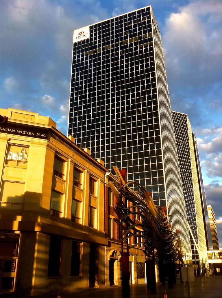 City Square Plaza  at Cornwall Street