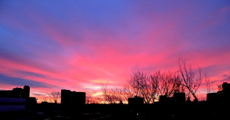 Saturday Night Sunset 3