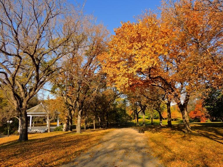 Wascana Park Bandshell