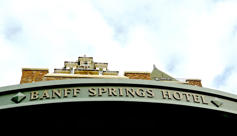 Banff Springs 1