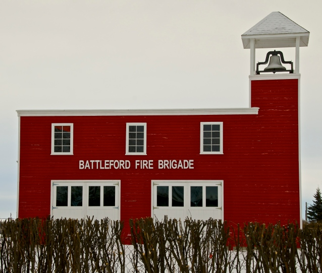 Battleford Fire Brigade