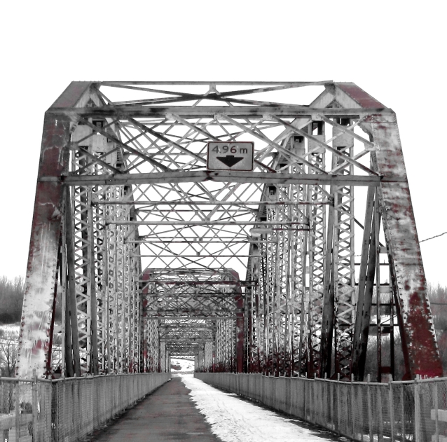 Bridge in Battleford