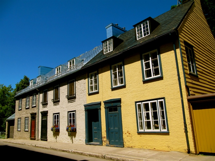 Old Quebec 1