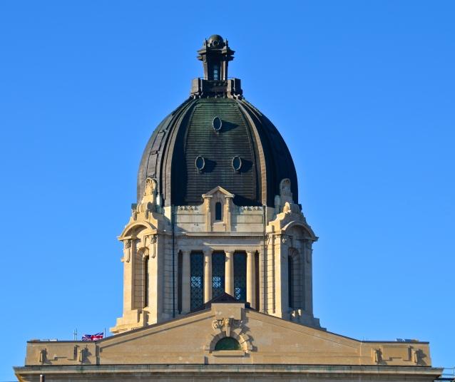 SK Legislature Dome