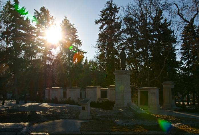 Saskatchewan War Memorial