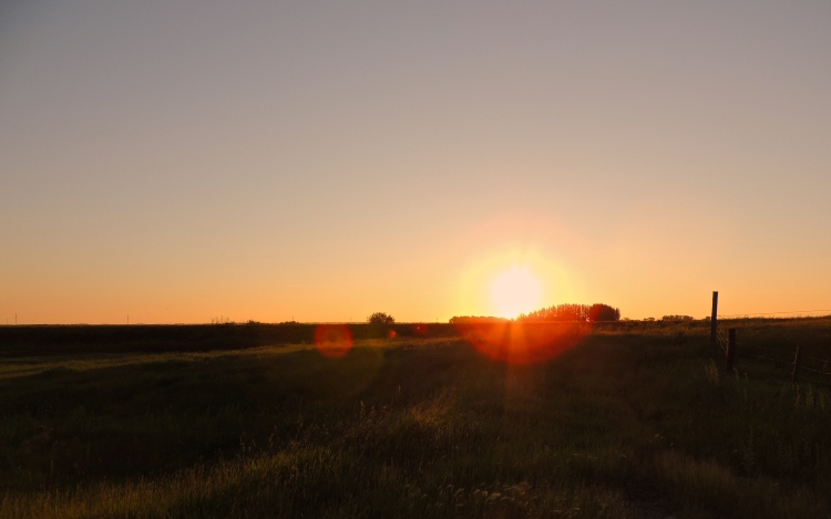 prairie sunrise 2