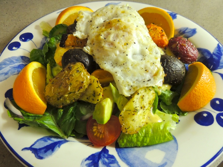 Roasted Vegetable Salad 3