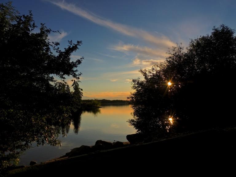 wascana lake fall 2014