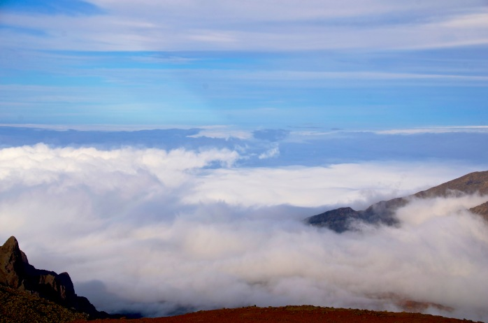Haleakala Clouds 1 - March 7
