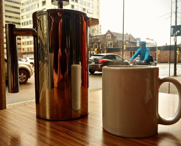 Flip Coffee Press