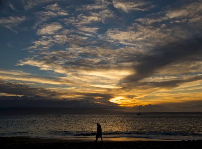Kaanapali Beach - March 2 eight