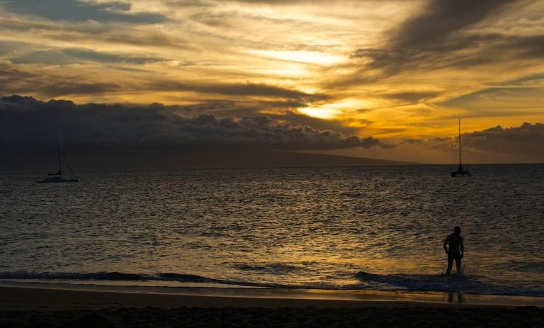Kaanapali Beach - March 2 four