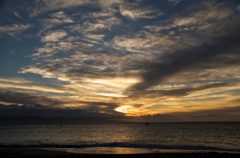 Kaanapali Beach - March 2 seven