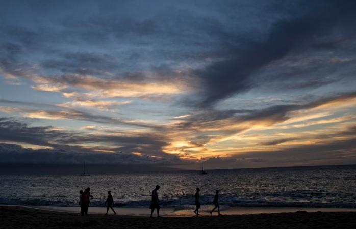 Kaanapali Beach - March 2 ten