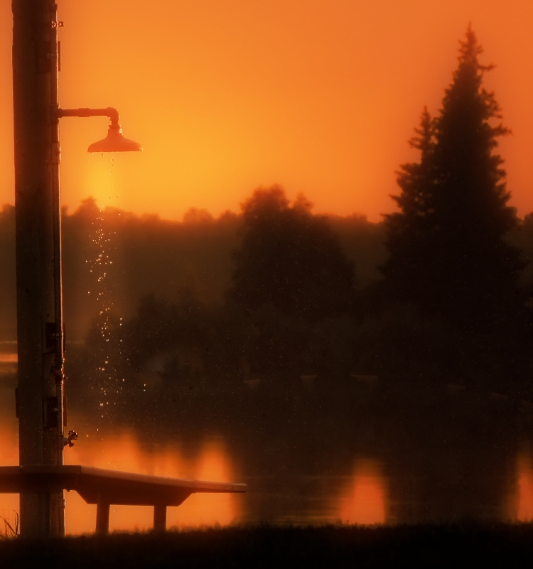 Elk Island Sunset 3