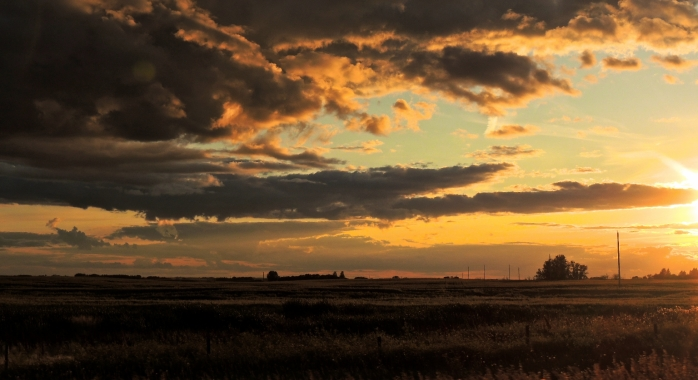 Saskatchewan Sky 7