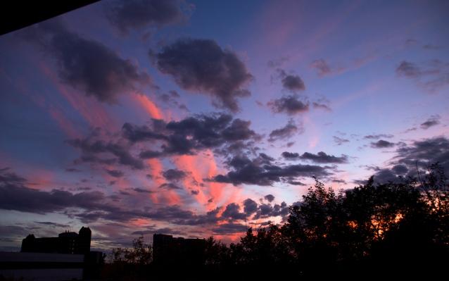 A Tuesday Sunset 2