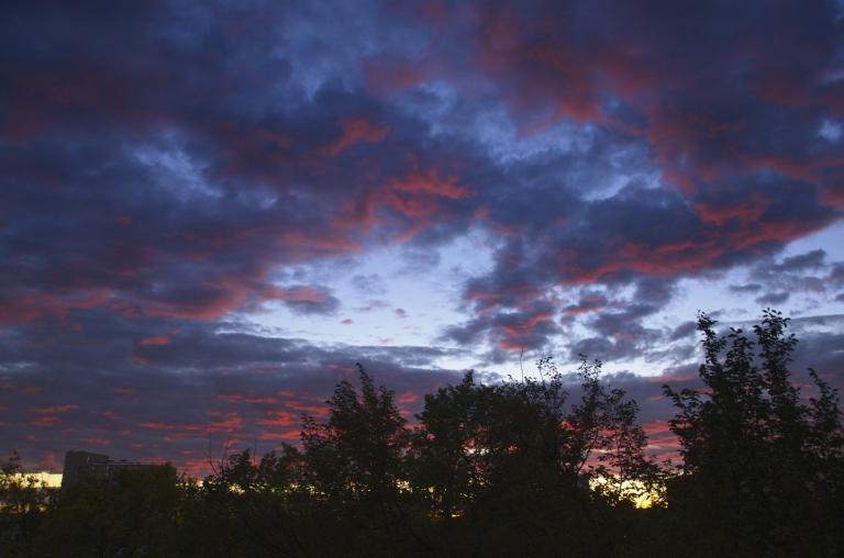 Sunday Sunset in September 3
