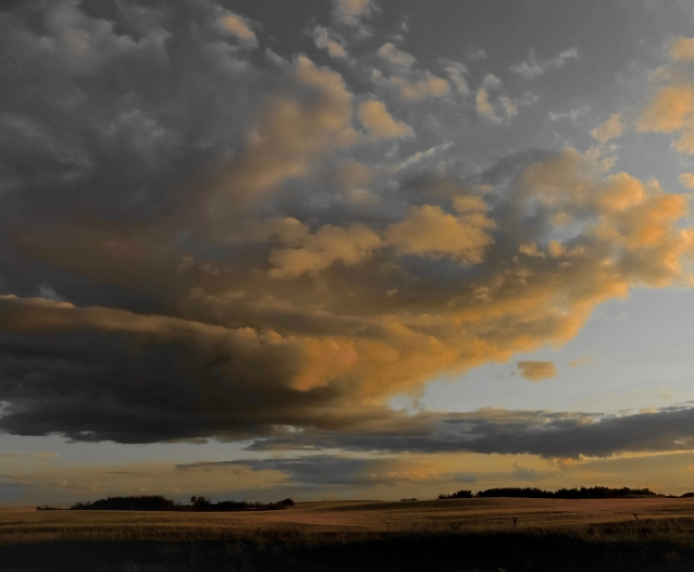 clouds on the prairies 1