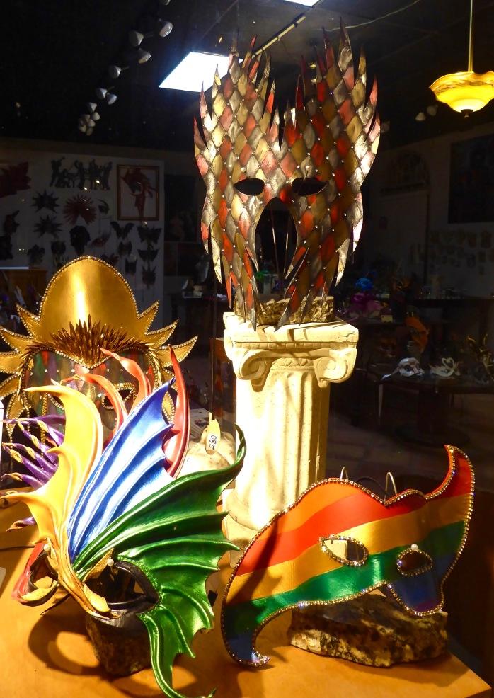 Royal Street Masks 1