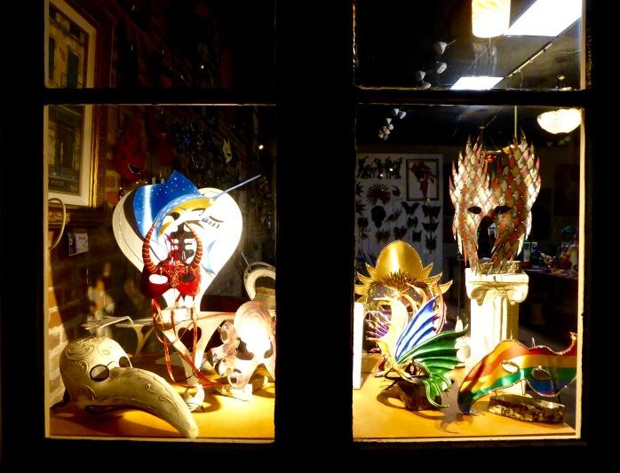 Royal Street masks 2