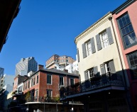 Walking the French Quarter