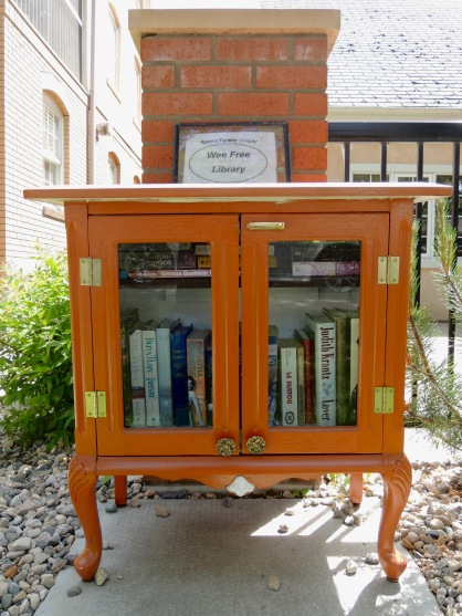 wee free Library