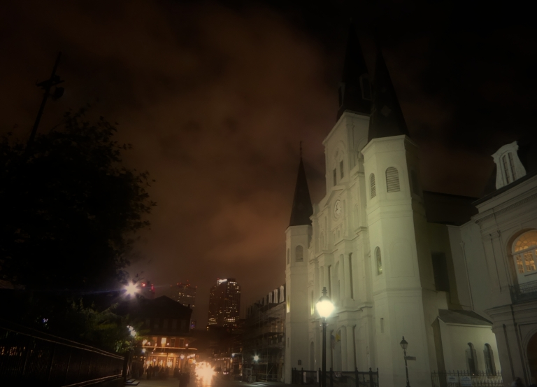 jackson-square-at-night