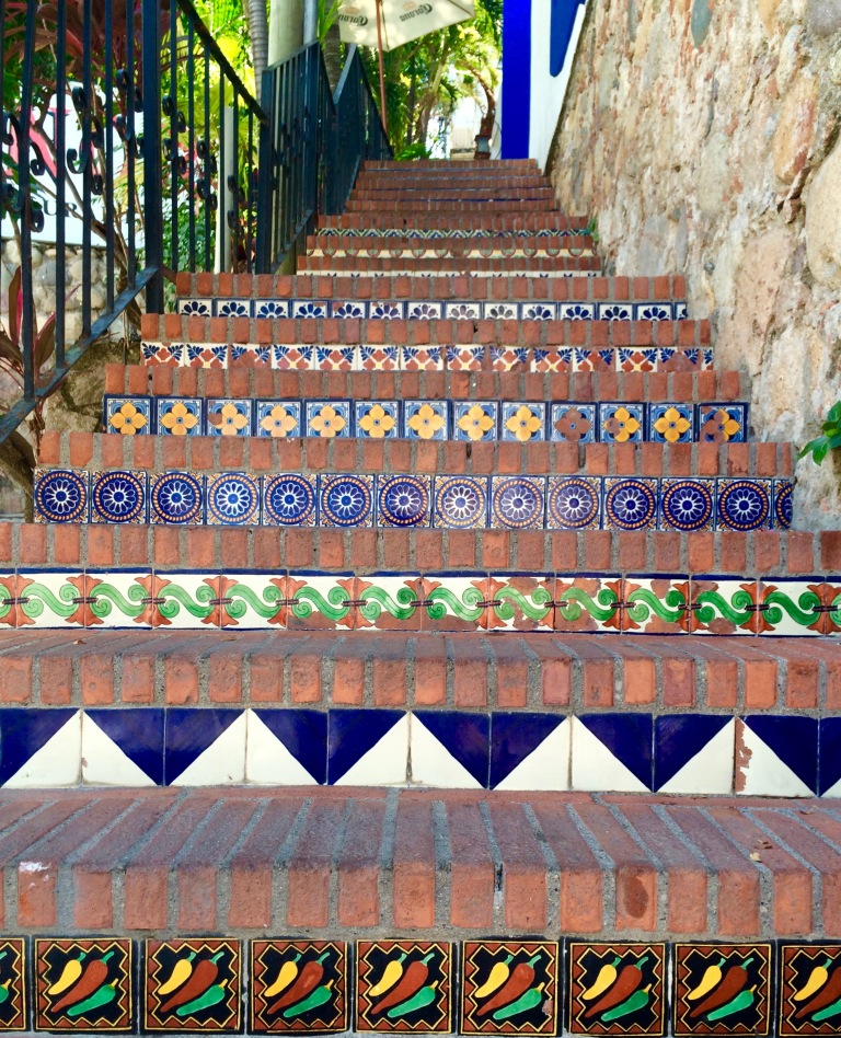 steps to si senor restaurant