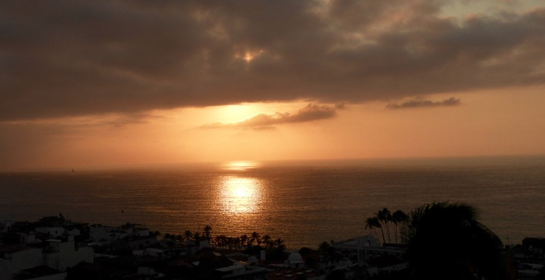 another puerto vallarta sunset