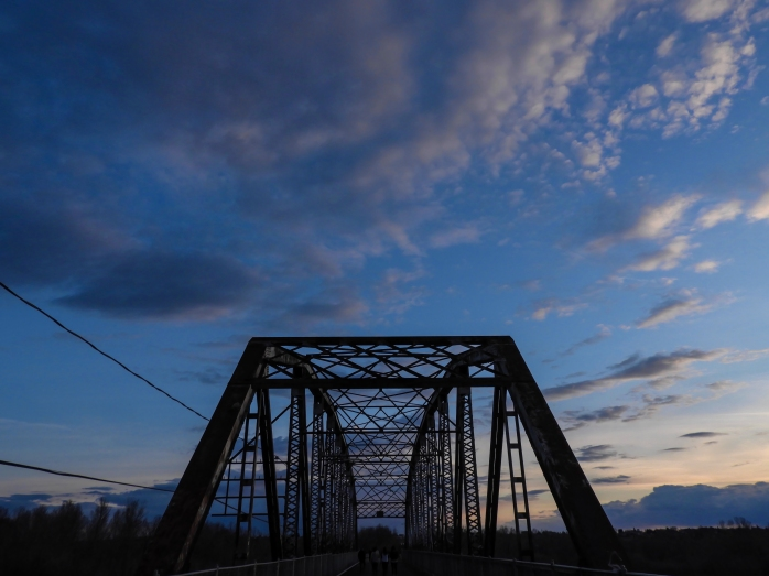 Battleford pedestrian bridge 7