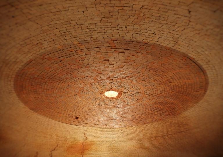 brick dome 1