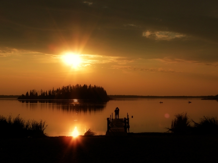 Elk Island Sunset 4