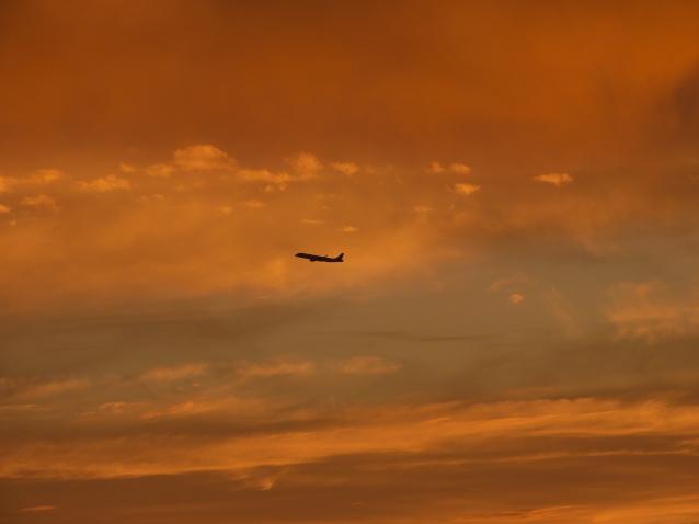 leaving Regina airport