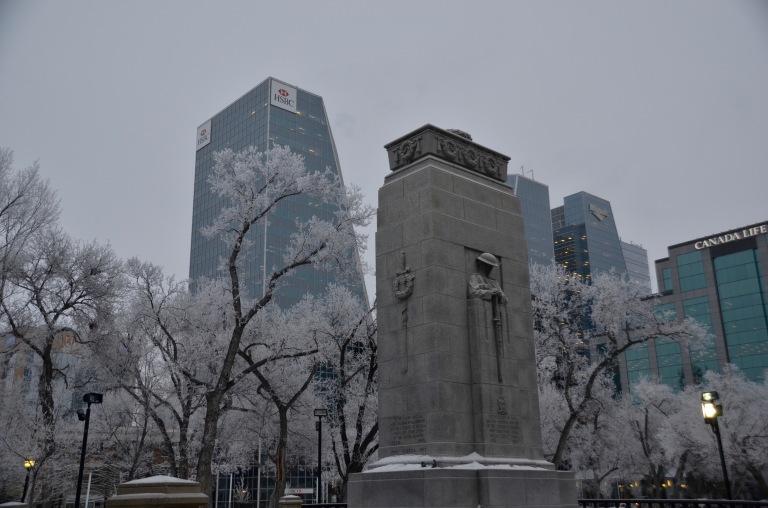Cenotaph, Regina
