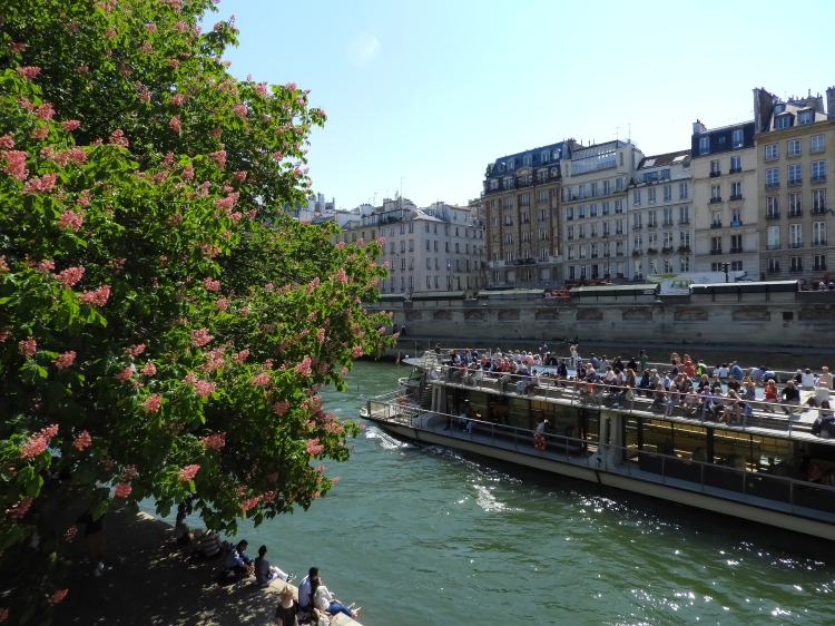 walking along the seine 4